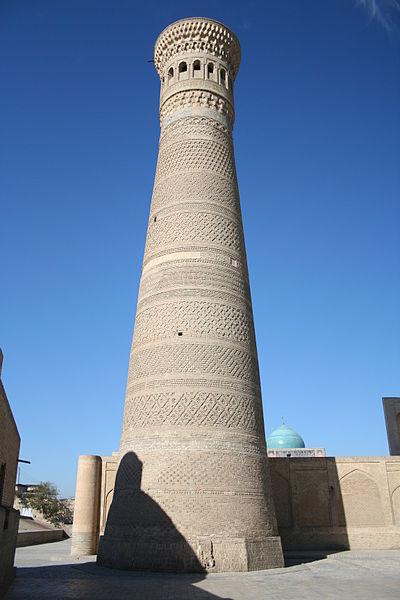 Bukhara_Kalyan_minaret