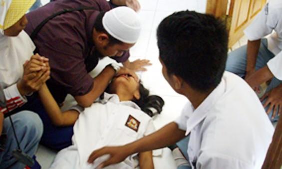 Kesurupan Menurut Islam