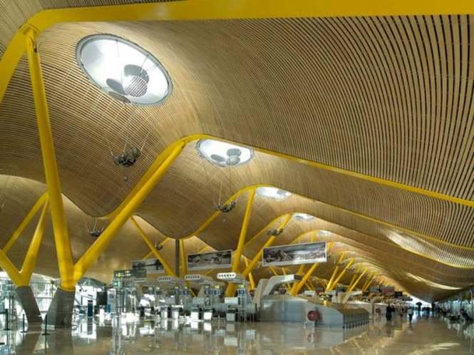 Madrids-Marajas-airport