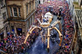 mesin laba-laba terbesar