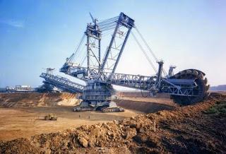 Mesin penggali terbesar