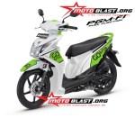 Modifikasi Honda Beat Fi RGresini