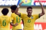Neymar untuk kemenagan brasil