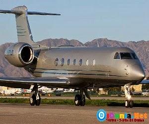 pesawat-pribadi gulfstream G550