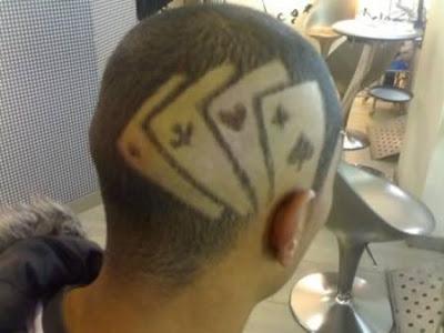 Tatto Kartu dikepala