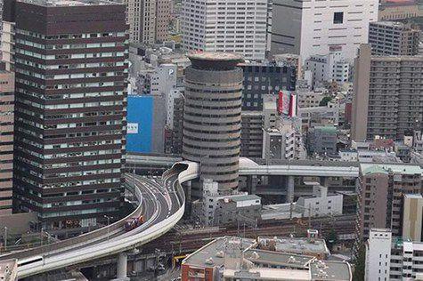 Jalan di Umeda