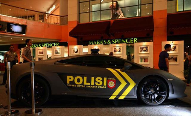 40 Gambar Mobil Patroli Polisi Indonesia Gratis