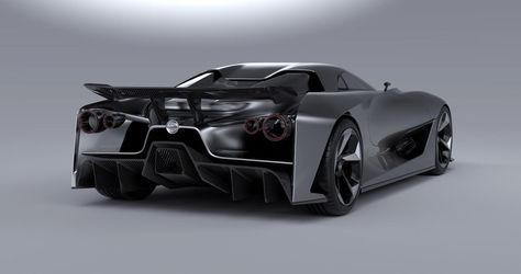 Mobil konsep nissan1