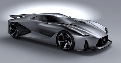 Mobil konsep nissan2