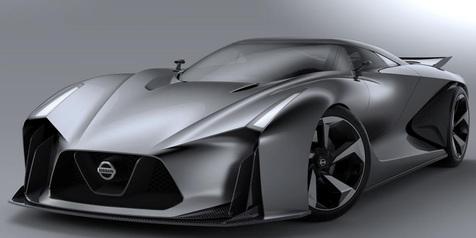 Mobil konsep nissan3