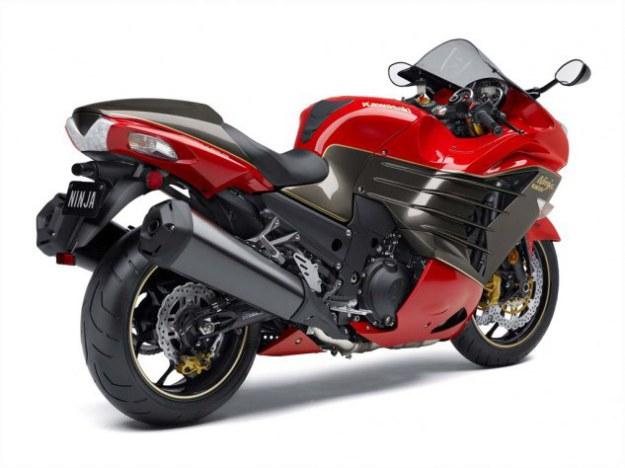 Motor spesial Kawasaki ultah ke 30th 2