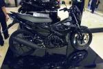 satria black Predator full
