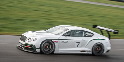 supercar bentley GT3-R masuk indonesia 1