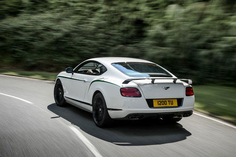 supercar bentley GT3-R masuk indonesia 2