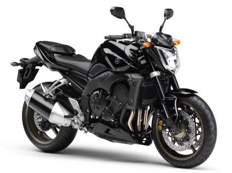 Motor Yamaha FZ1 Paspampres