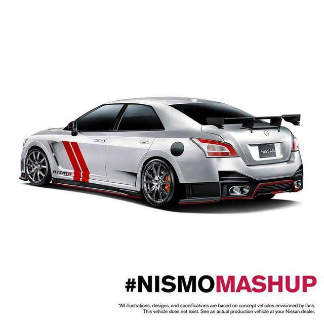 nissan_nismomashup_challenge