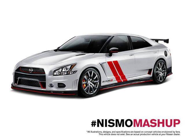 nissan_nismomashup_challenge1