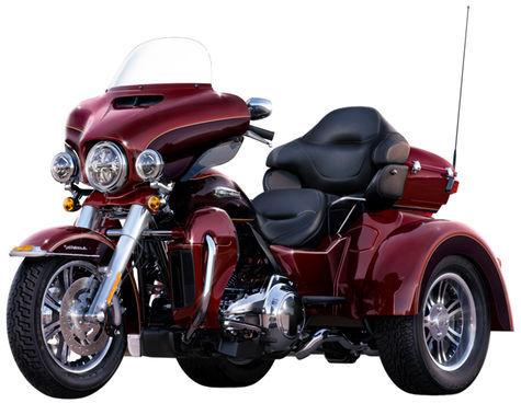 Harley davidson terbaru trike motorcycle