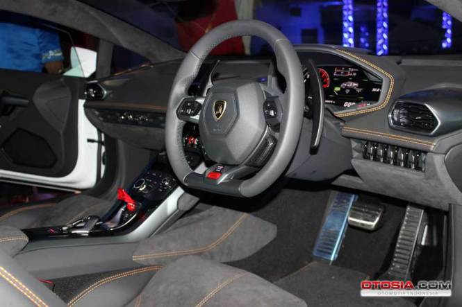 LamborghiniHuraracan LP 610-4 indonesia