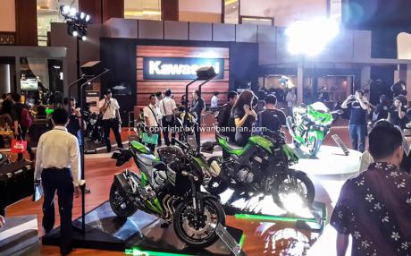 Kawasaki di IMOS 2014 2