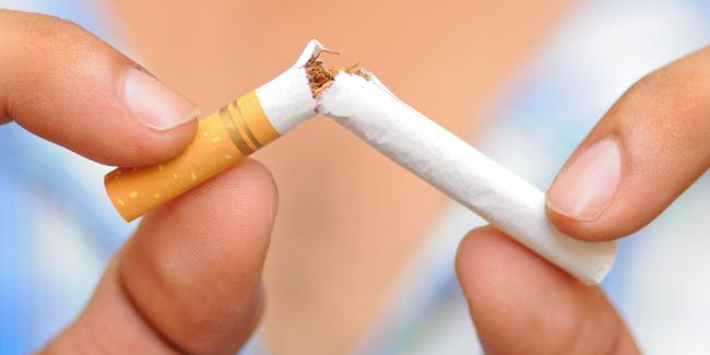 Penyakit penyebap merokok