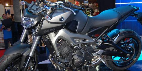 Yamaha MT-09 siap mengaspal di tahun 2015