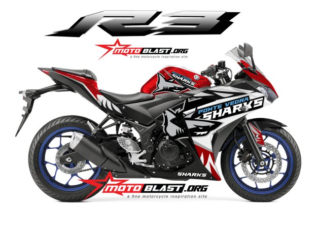 yamaha-r3-modifikasi shark-1