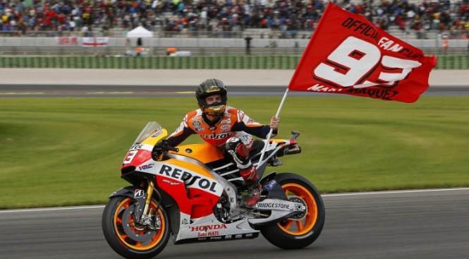 Marc Marguest record 13 kali juara dalam satu session