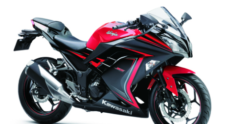 New Kawasaki 250 FI Terbaru