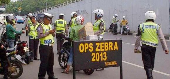 Operasi Patuh Zebra 2014