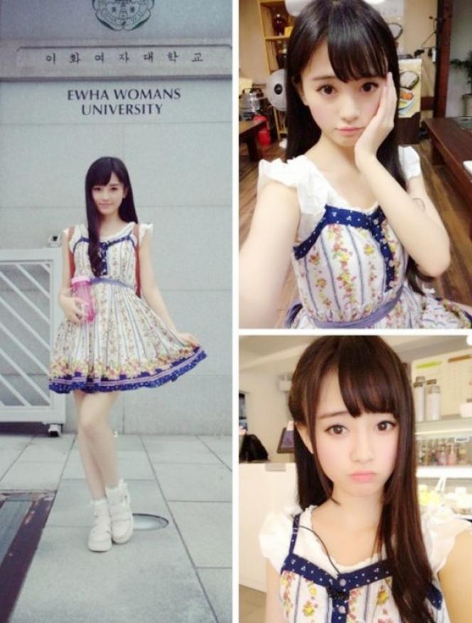 wanita cantik Ju Jing Yi seperti malaikat 1