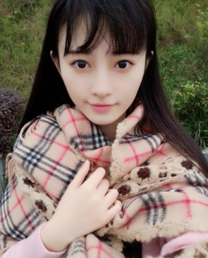 wanita cantik Ju Jing Yi seperti malaikat 2