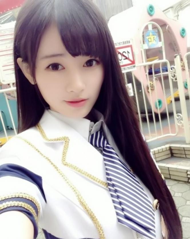 wanita cantik Ju Jing Yi seperti malaikat
