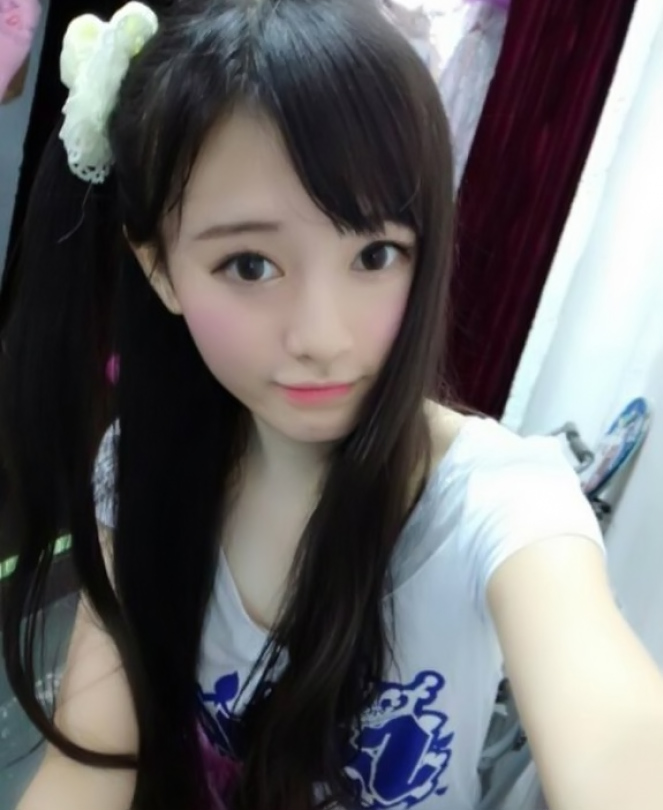 wanita cantik Ju Jing Yi