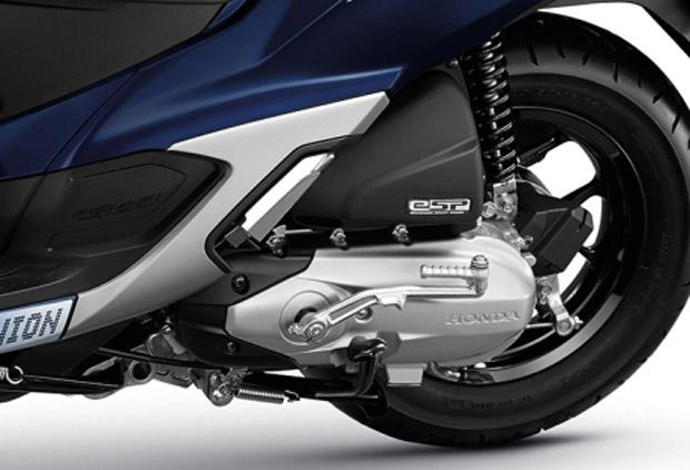 Honda Beat ACG dan IIS
