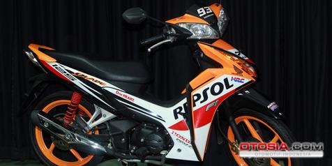 Honda Blade Edisi Juara