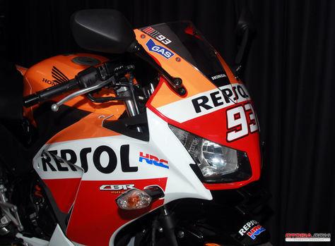 Honda Produk edisi Juara