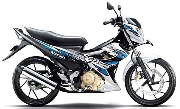 Suzuki Satria FU 150 Fuel Injection