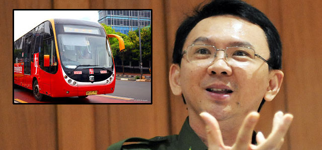 Ahok Busway