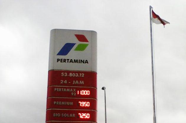 harga premium tidak sama di masing-masing daerah