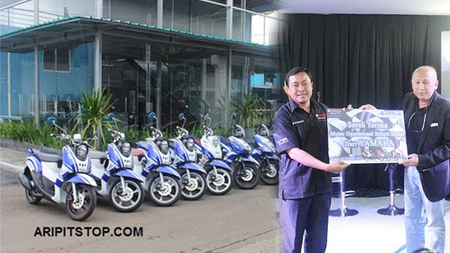 Bantuan Yamaha Ke Sirkuit Sentul
