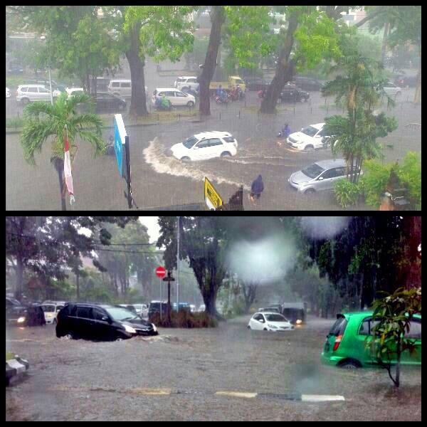Denpasar Banjir