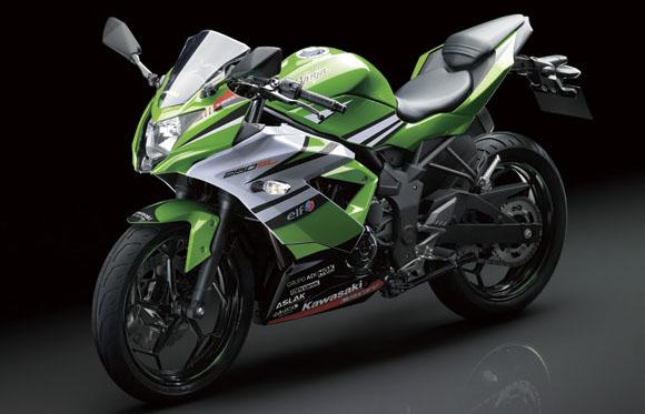 Kawasaki RR mono Berlivery WSBK