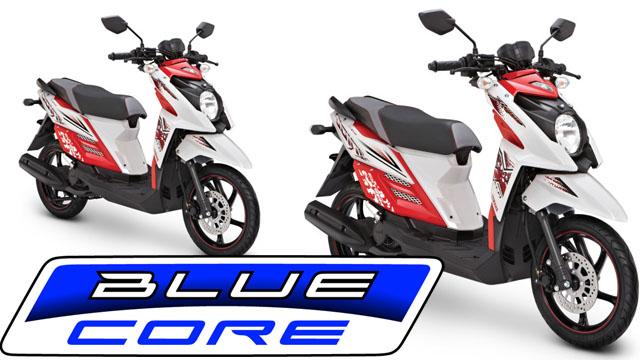 Yamaha x- ride Blue Core