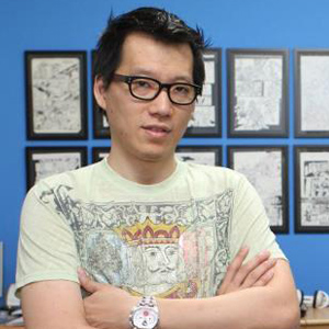 animator-indonesia Christiawan Lie